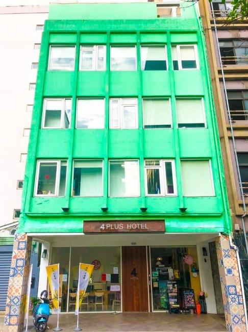 台湾ではゲストハウスに泊まるべき理由とは…(台湾、台北の宿、ゲストハウス4plus hostel)